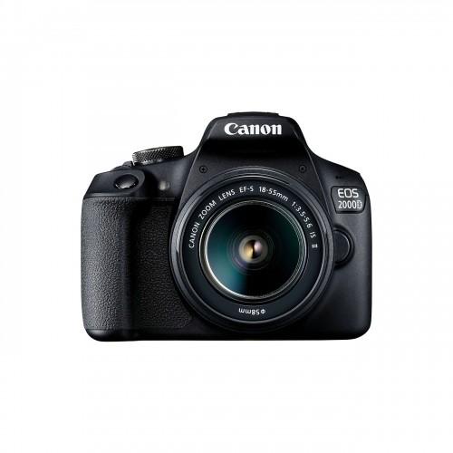 دوربین Canon EOS 2000D + 18-55mm IS II