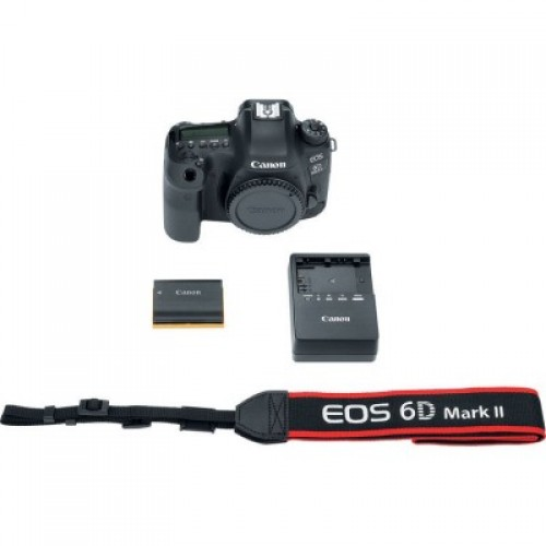 دوربین Canon EOS 6D Mark II