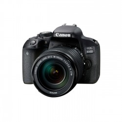 دوربین Canon EOS 800D + 18-135mm IS STM