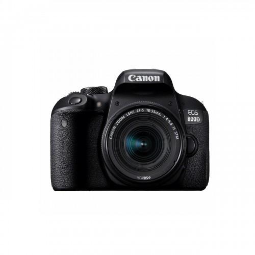 دوربین Canon EOS 800D + 18-55mm IS STM