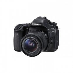دوربین Canon EOS 80D + 18-55mm IS STM