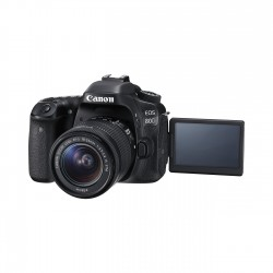 دوربین Canon EOS 80D + 18-135mm IS USM