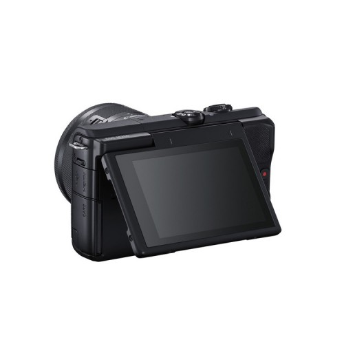دوربین بدون آینه Canon EOS M200 + 15-45mm IS STM