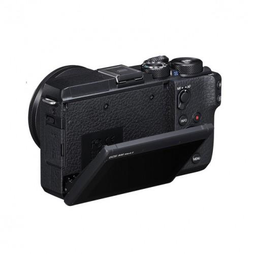 دوربین بدون آینه Canon EOS M6 Mark II  + 15-45mm IS STM