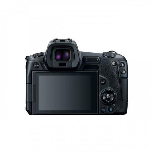 دوربین بدون آینه Canon EOS R + 24-105mm f/4L IS USM بهمراه EF-EOS R Adaptor