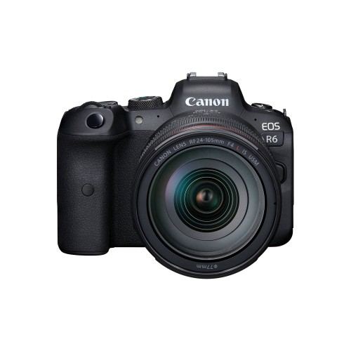 دوربین بدون آینه Canon EOS R6 + RF 24-105mm f/4L IS USM