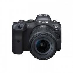 دوربین بدون آینه Canon EOS R6 + RF 24-105mm f/4-7.1 IS STM
