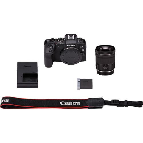 دوربین بدون آینه Canon EOS RP + 24-105mm f/4-7.1 IS STM