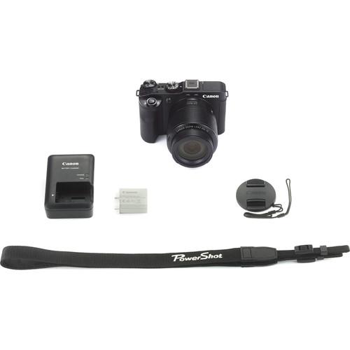 دوربین Canon PowerShot G3 X