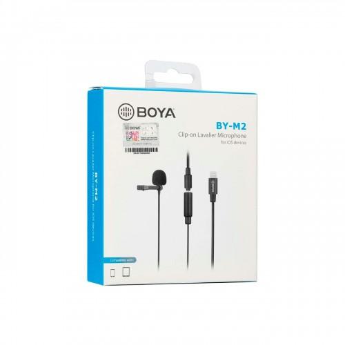 میکروفون BOYA BY-M2 Digital Omnidirectional