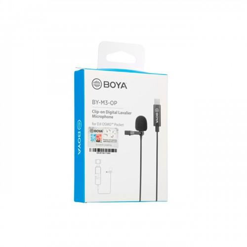 میکروفون BOYA BY-M3-OP Digital Omnidirectional