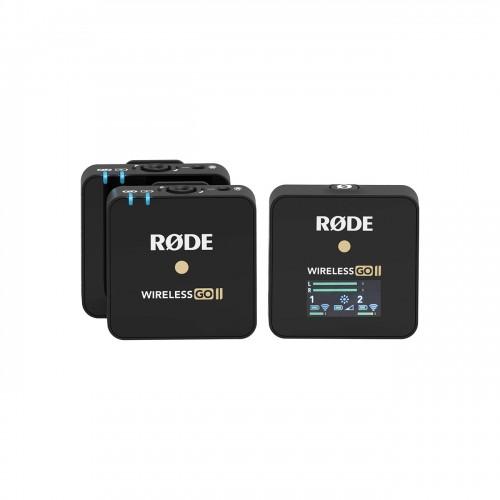 میکروفون RØDE Wireless GO II
