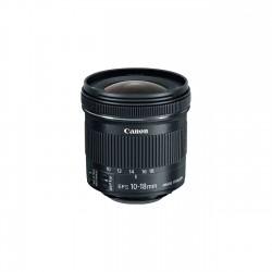 لنز Canon EF-S 10-18mm f/4.5-5.6 IS STM