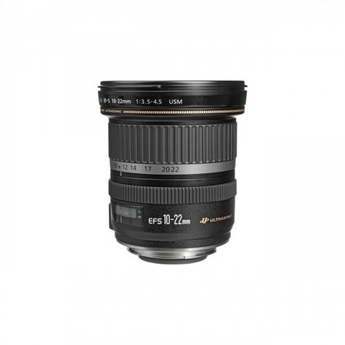 لنز Canon EF-S 10-22mm f/3.5-4.5 USM