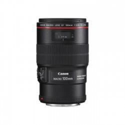 لنز Canon EF 100mm f/2.8L Macro IS USM