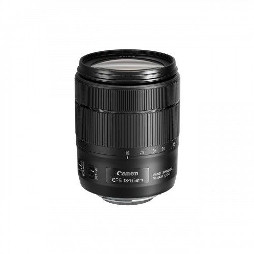 لنز Canon EF-S 18-135mm f/3.5-5.6 IS USM