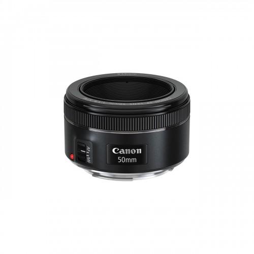 لنز Canon EF 50mm f/1.8 STM