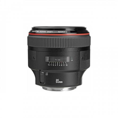 لنز Canon EF 85mm f/1.2L II USM