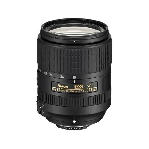 لنز Nikon AF-S DX NIKKOR 18-300mm f/3.5-6.3G ED VR
