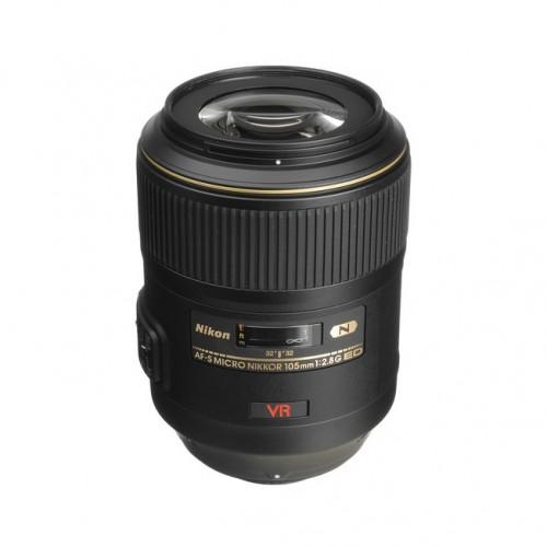 لنز Nikon AF-S VR Micro-NIKKOR 105mm f/2.8G IF-ED