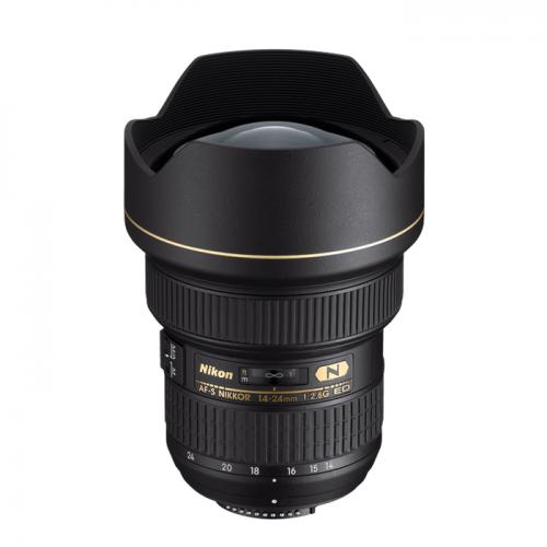 لنز Nikon AF-S NIKKOR 14-24mm f/2.8G ED