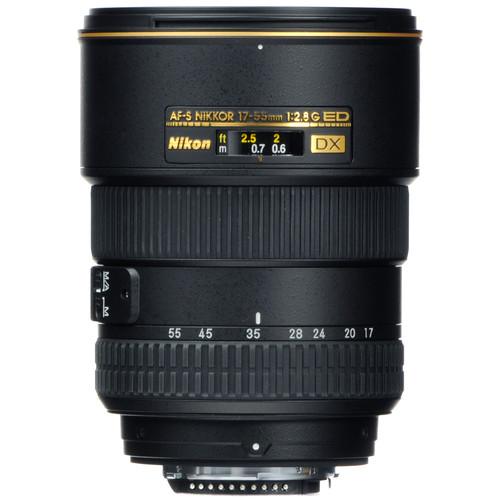 لنز Nikon AF-S DX 17-55mm f/2.8G ED-IF