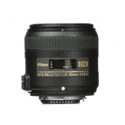 لنز Nikon AF-S DX Micro NIKKOR 40mm f/2.8G