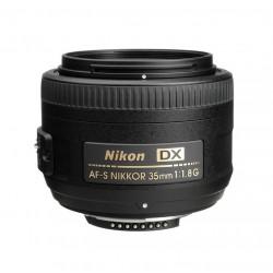 لنز Nikon AF-S DX NIKKOR 35mm f/1.8G