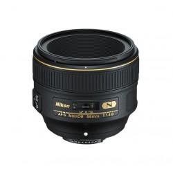 لنز Nikon AF-S NIKKOR 58mm f/1.4G