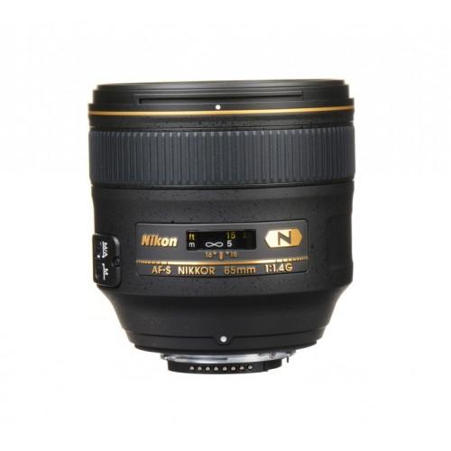 لنز Nikon AF-S NIKKOR 85mm f/1.4G