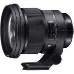 لنز Sigma 105mm f/1.4 DG HSM Art برای Canon EF