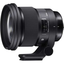 لنز Sigma 105mm f/1.4 DG HSM Art for Canon EF