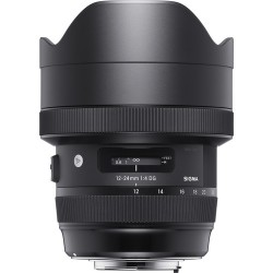 لنز Sigma 12-24mm f/4 DG HSM Art for Canon EF
