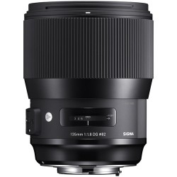 لنز Sigma 135mm f/1.8 DG HSM Art for Canon EF