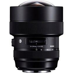 لنز Sigma 14-24mm f/2.8 DC HSM Art for Canon EF