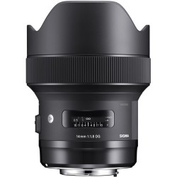 لنز Sigma 14mm f/1.8 DG HSM Art for Canon EF