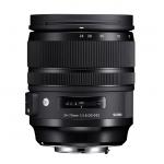 لنز Sigma 24-70mm f/2.8 DG OS HSM Art برای Nikon F