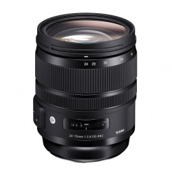 لنز Sigma 24-70mm f/2.8 DG OS HSM Art برای Canon EF