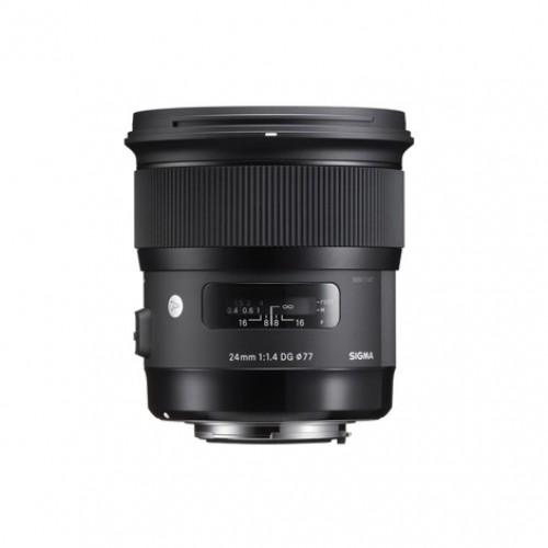 لنز Sigma 24mm f/1.4 DG HSM Art برای Nikon F