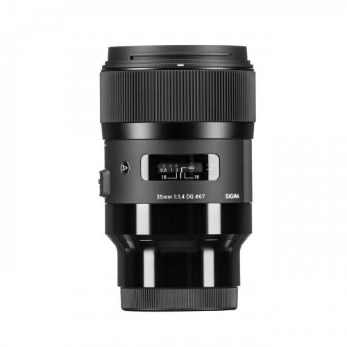 لنز Sigma 35mm f/1.4 DG HSM Art برای Sony E