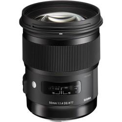 لنز Sigma 50mm f/1.4 DG HSM Art for Canon EF