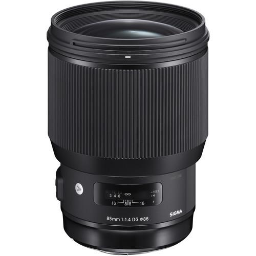 لنز Sigma 85mm f/1.4 DG HSM Art for Canon EF