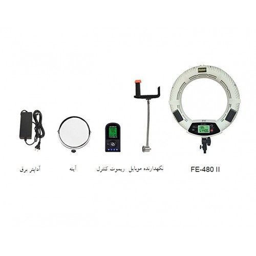 رینگ لایت MaxLight FE-480 II