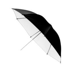 چتر مشکی داخل سفید 150 سانتی متر