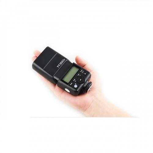 فلاش اکسترنال Godox TT350 Mini Thinklite TTL