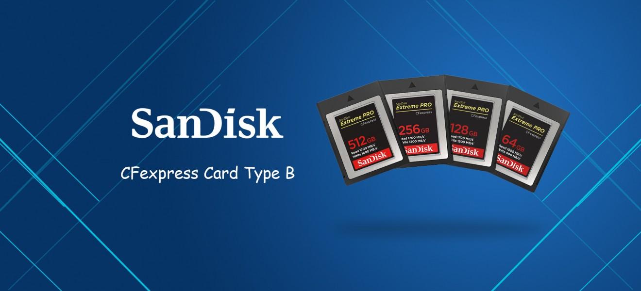 SanDisk CFexpress